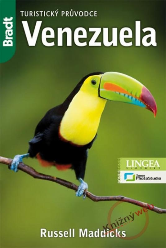 Kniha: Venezuela - Turistický průvodce - 2. vydání - Dunsterville Hilary Branch