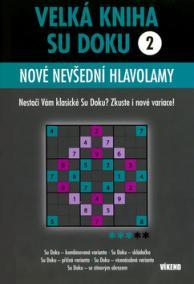 Velká kniha Sudoku 2.