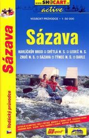 Sázava - vodácký průvodce