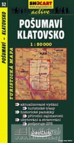 Pošumaví Klatovsko 32
