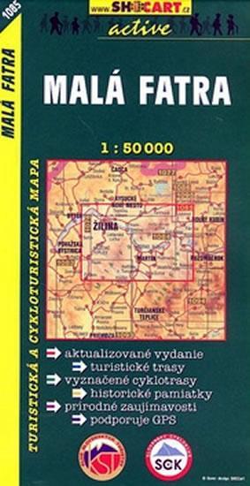 Kniha: Malá Fatra 1085autor neuvedený
