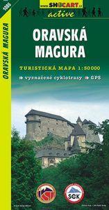Kniha: Oravská Magura 1:50 000autor neuvedený