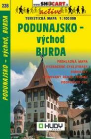 Podunajsko - východ, Burda 1:100 000