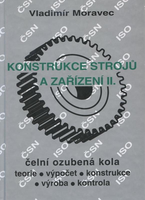 Konstrukce strojů a zařízení II.