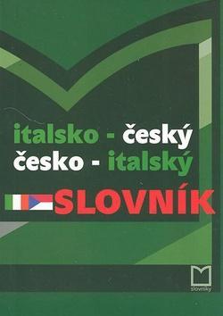 Kniha: Italsko-český česko-italský slovník - Vlastimila Čechová