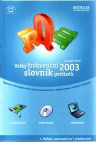 Velký frekvenční slovník počítačů 2003