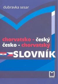 Chorvatsko-český česko-chorvatský slovník dotlač