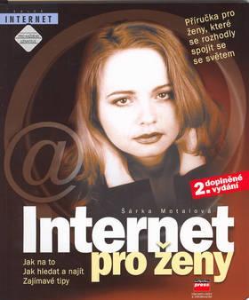 Internet pro ženy 2.doplněné vydání
