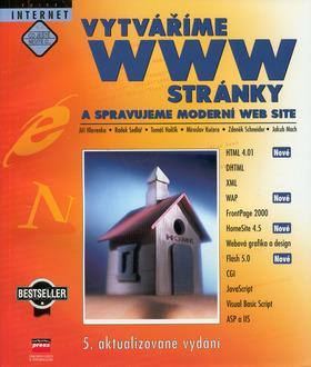 Vytváříme WWW stránky 5.aktual.vydání