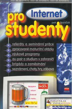 Internet pro studenty