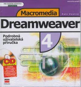 Macromedia Dreamweaver 4 Podrob.uživatelská příruč