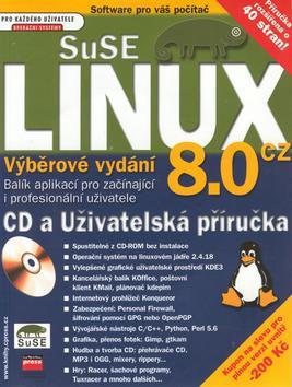 Linux Suse 8.0 cz-instalační příručka+CD-ROM