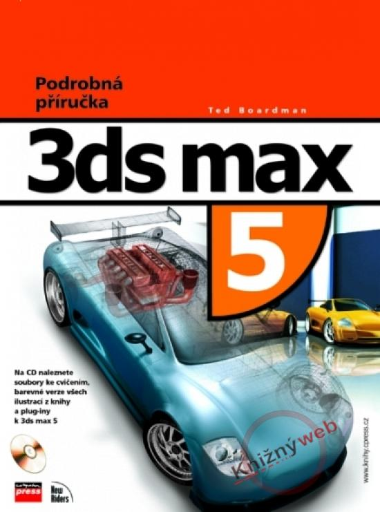3ds max 5 - Podrobná příručka