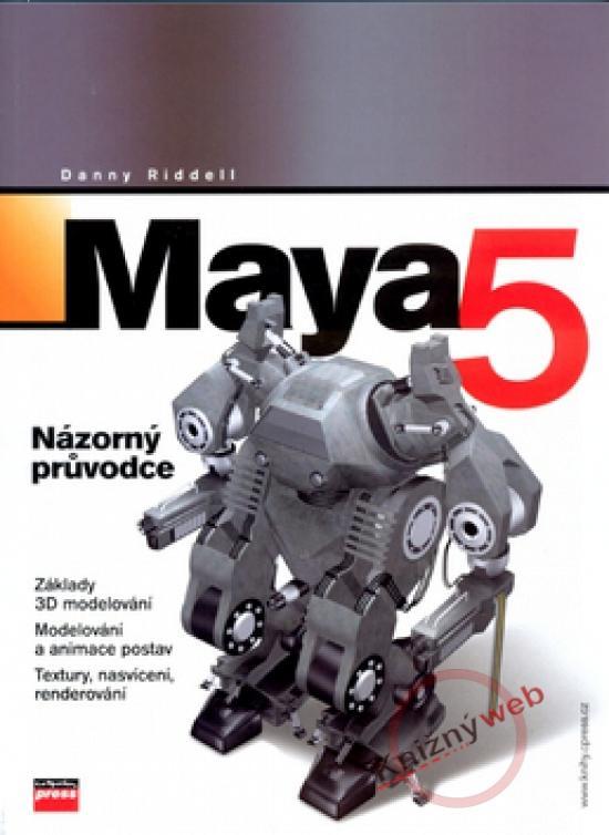 Maya 5 pro Windows a Macintosh