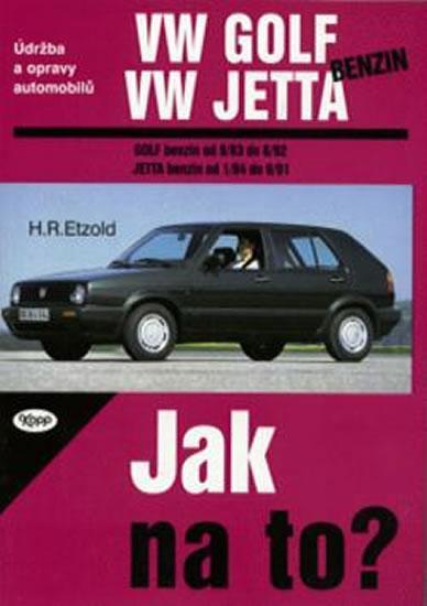 VW Golf II/VW Jetta/benzin - 9/83 - 6/92 - Jak na to? - 5.