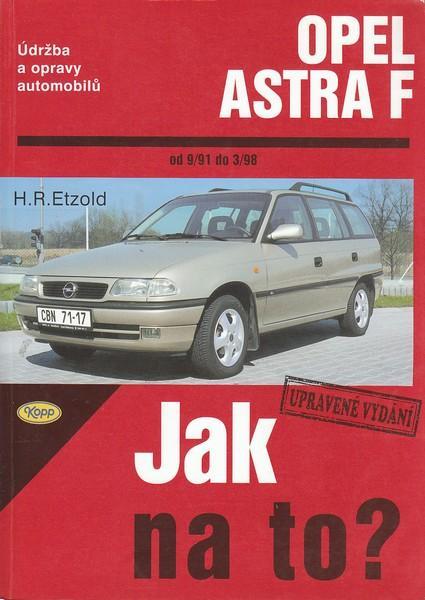 Opel Astra od 9/91 do 3/98