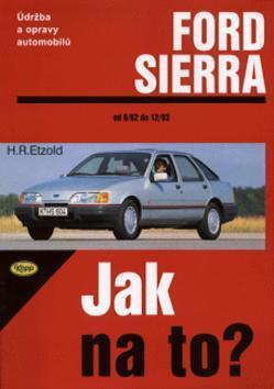Ford Sierra 6/82 - 2/93 - Jak na to? - 1.