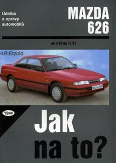 Mazda 626 - 4/83 - 11/91 - Jak na to? - 17.