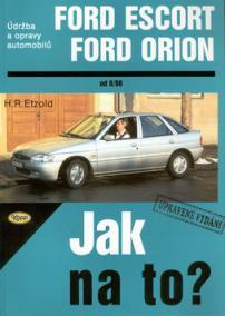 FORD ESCORT/ORION (60 - 150 PS a diesel) od 9/90-8/98 č.18