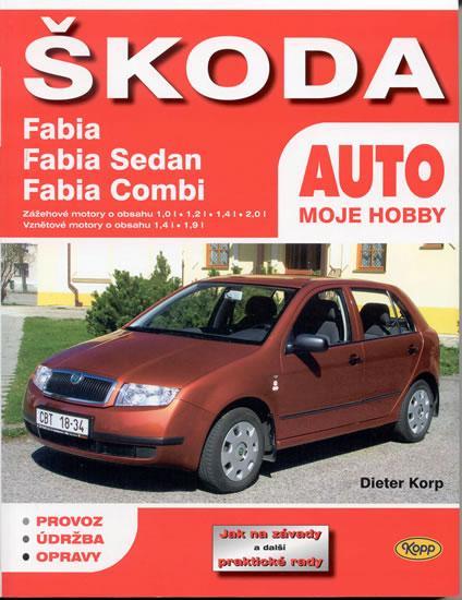 Škoda Fabia, Fabia Sedan, Sabia Combi - AUTO moje hobby