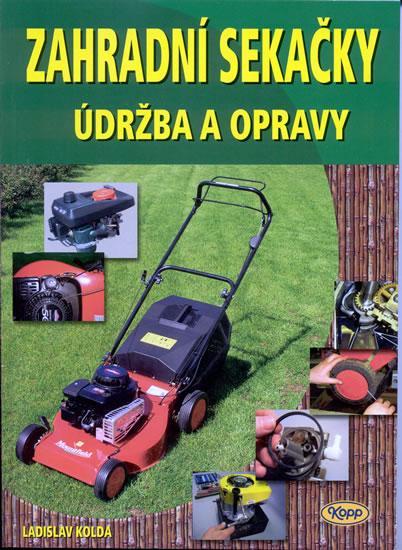 Zahradní sekačky-údržba a opravy