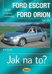 Ford Escort/Orion 9/90 - 8/98 - Jak na to? - 18.