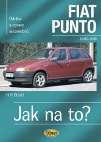 Fiat Punto 10/93-8/99 - Jak na to? 24. - 4. vydání