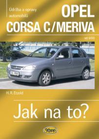 Opel Corsa C/Meriva od 9/00 - Jak na to? - 92.
