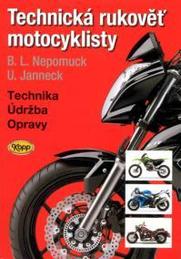 Technická rukověť motocyklisty - 5. vydání