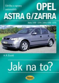 Opel Astra G/Zafira - 3/98 - 6/05 - Jak na to? - 62.