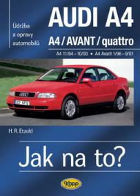 Audi A4/Avant  11/94 - 9/01 - Jak na to?  96.