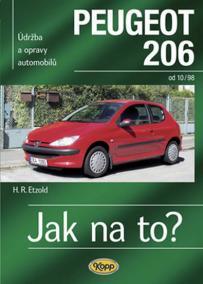 Peugeot 206 od 10/98 - Jak na to? č. 65