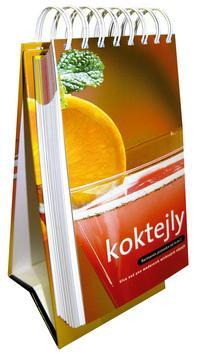 Kniha: Koktejly - barmanův průvodce od A do Z v pozdreautor neuvedený