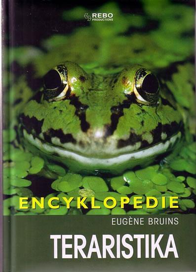 Kniha: Encyklopedie teraristika - Bruins Eugéne