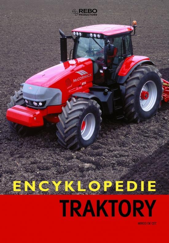 Encyklopedie- Traktory