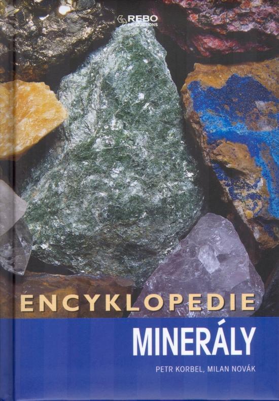 Encyklopedie - Minerály - 3.vydání