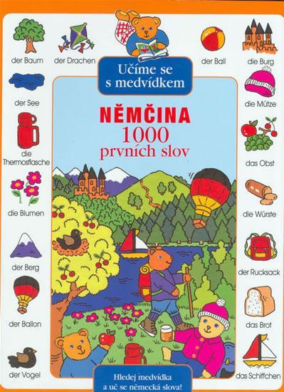Němčina - 1000 prvních slov (Učíme se s.