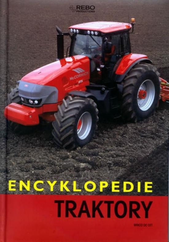 Traktory - Encyklopedie - 2.vydání