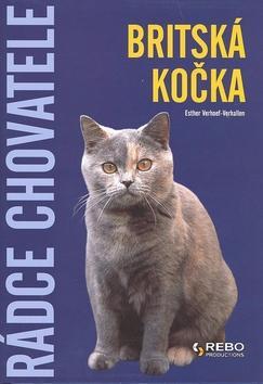Britská kočka - rádce chovatele - 2.vydání