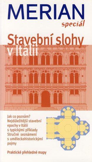 Stavební slohy v Itálii - Merian speciál