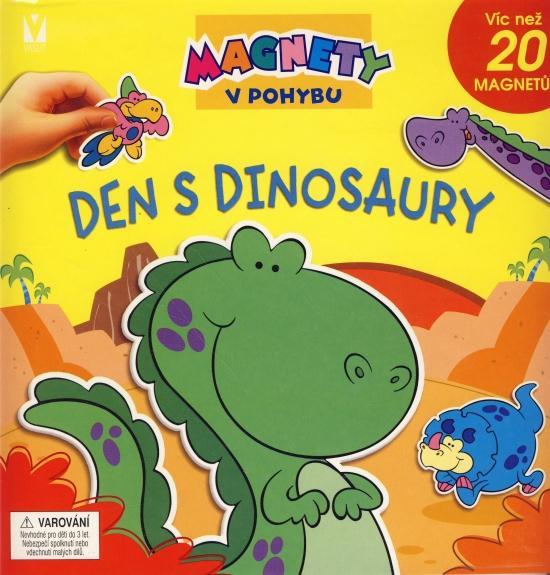 Magnety v pohybu - Den s dinosaury