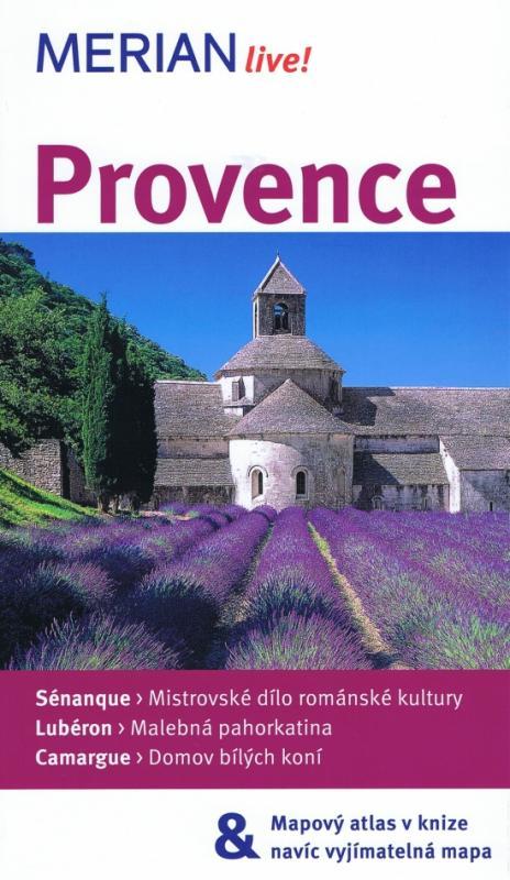 Kniha: Merian 10 - Provence - 4. vydání - Budée Gisela