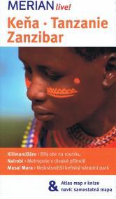 Keňa, Tanzanie, Zanzibar – 2.a rozšířené vydání- Merian 97