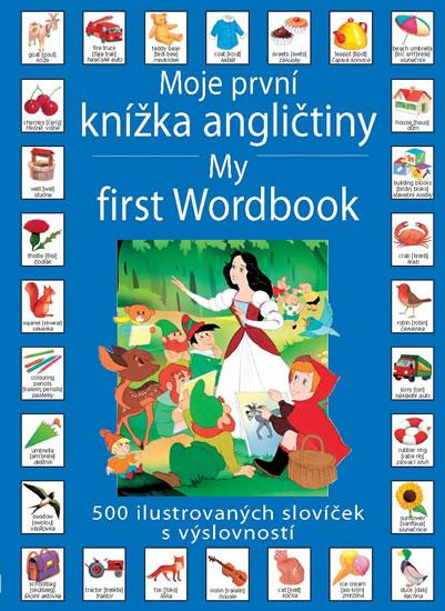 Moje první knížka angličtiny / My first Wordbook