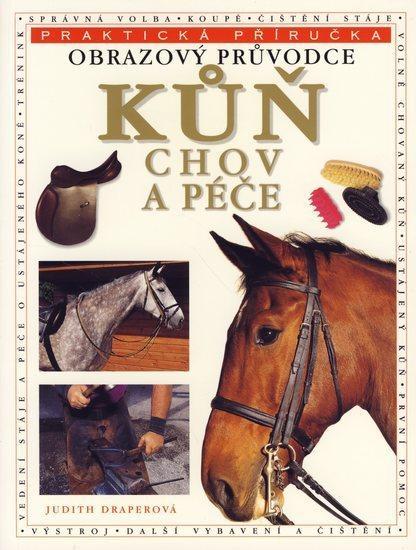 Kniha: Kůň-chov a péčeautor neuvedený