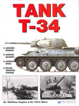 Kniha: Tank T-34autor neuvedený