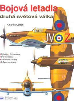 Bojová letadla - druhá světová válka