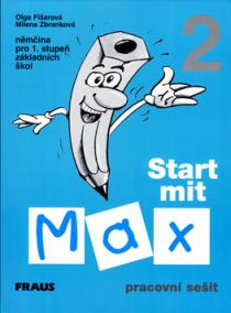 Start mit Max 2 Pracovní sešit