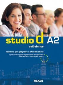studio d A2 - cvičebnice