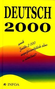 Deutsch 2000 nejužívanější slova v němčině